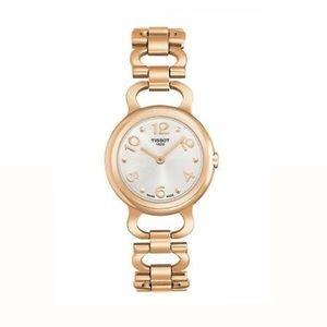 Nos Tissot Classi-t Rose Gold Bracelet Wrist Watch